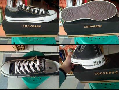 best service 3a5b6 32a8e ... discount nike mens air max 2015 running shoe gwv68 a converse kw super  black size 39